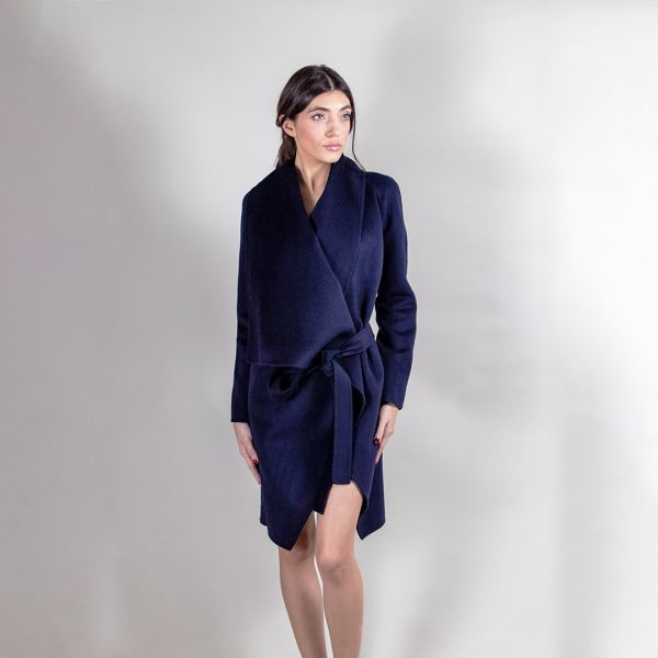 Coat Etienne Dark Blue
