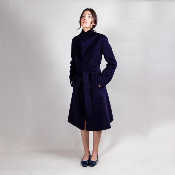 Coat Darren Dark Blue