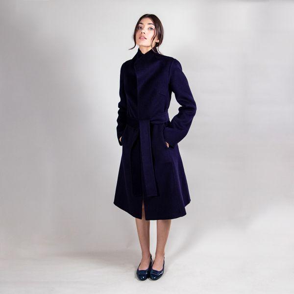 Coat Darren Dark Blue